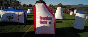 Photo of Freedom Field inflatable