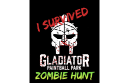 Survived Zombie Hunt Image